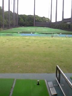 打ちっぱなし[ゴルフ]